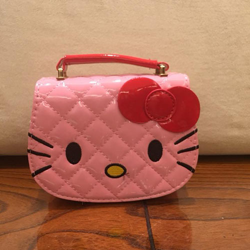 012dd718ca Girl Kid Small Bag Hello Kitty Pink - Bloombey